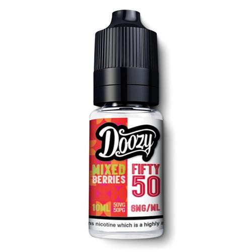Mixed Berries | Doozy Vape Co.n Haze E-Liquid