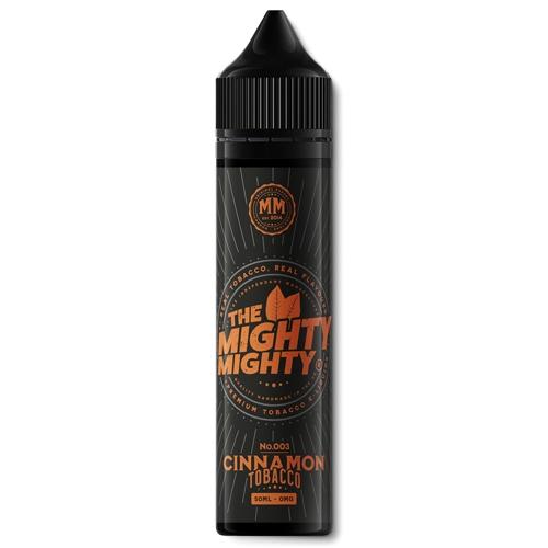 Cinnamon Tobacco | Mighty Mighty E-Liquid Short Fill